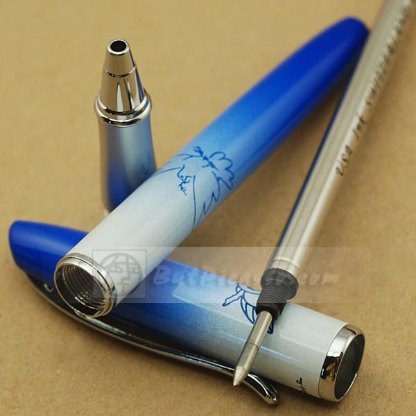 Chi tiết các bộ phận của bút