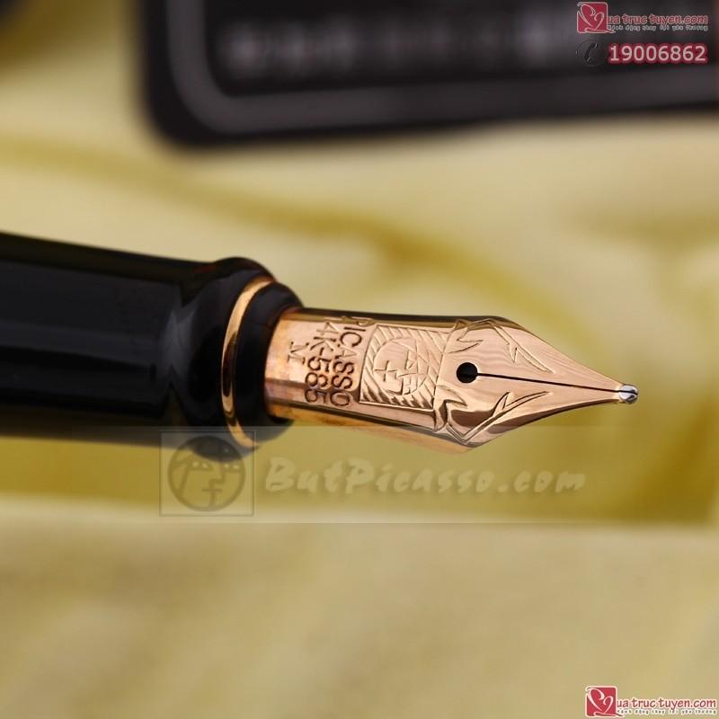 Ngòi bút mạ vàng 14K