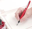 Bút máy Picasso 608 đỏ