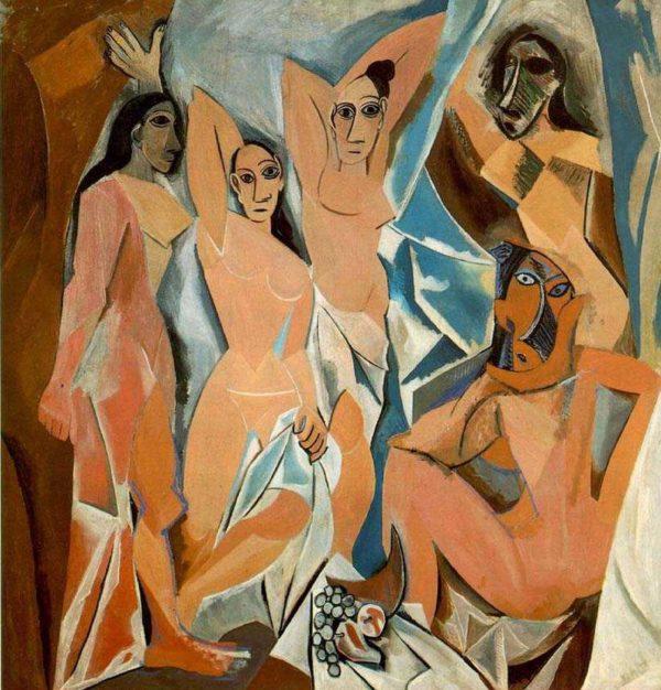 Những cô nàng ở Avignon