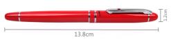 Bút Picasso 608 đỏ