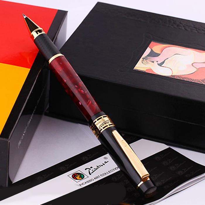 Bút ký cao cấp Picasso-Bông hồng trong tim họa sĩ 915RR