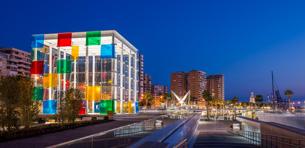 Bảo tàng Pompidou Centre
