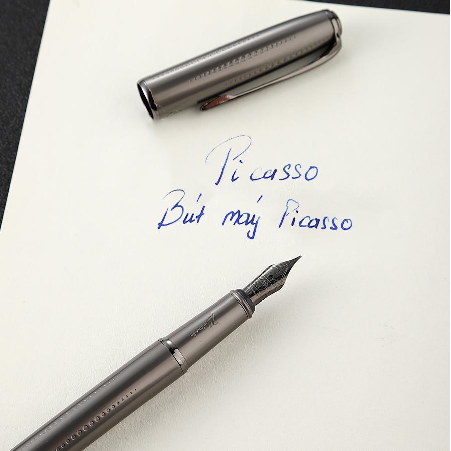 Bút Picasso Luxury - Quê Hương Malaga 916FGray