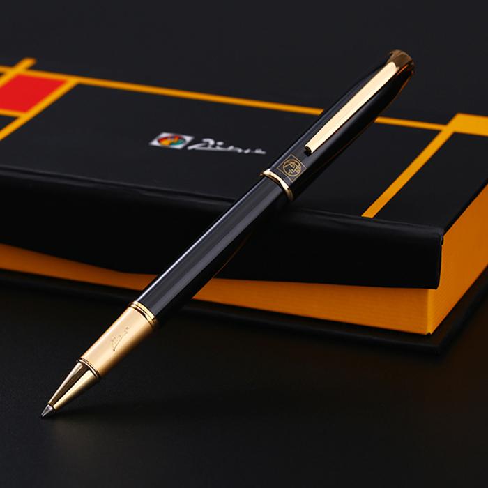 bút dạ bi Picasso 916RB cài vàng