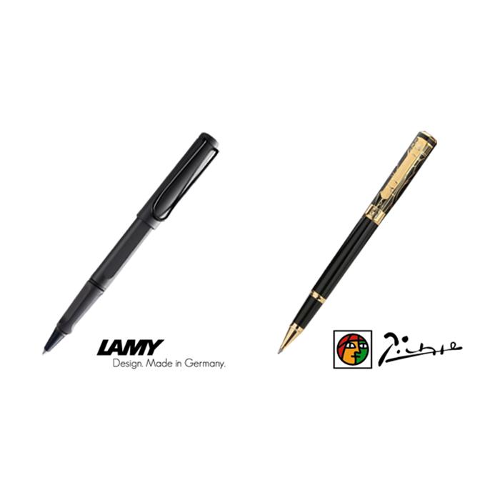 so sánh 2 bút ký picasso và lamy